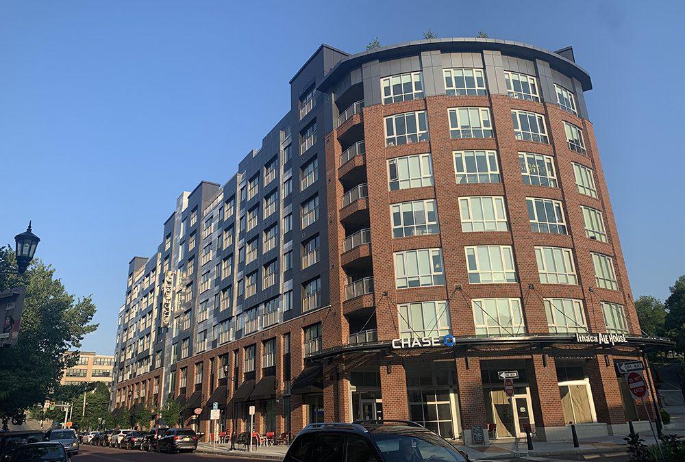 Ithaca City Centre – Newman Development